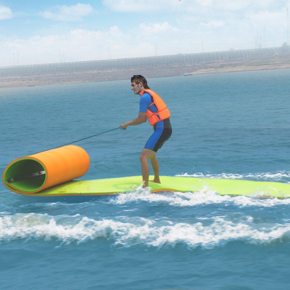 Floating Foam Pads,HTOCINQ 6x18 Feet XPE Foam Water Fun for Children Adults