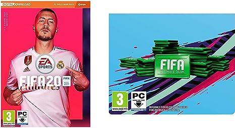 FIFA 20 (La caja contiene un código de descarga - Origin ...