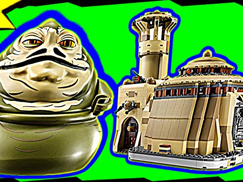 Used, Clip: Jabba's Palace for sale  Delivered anywhere in USA