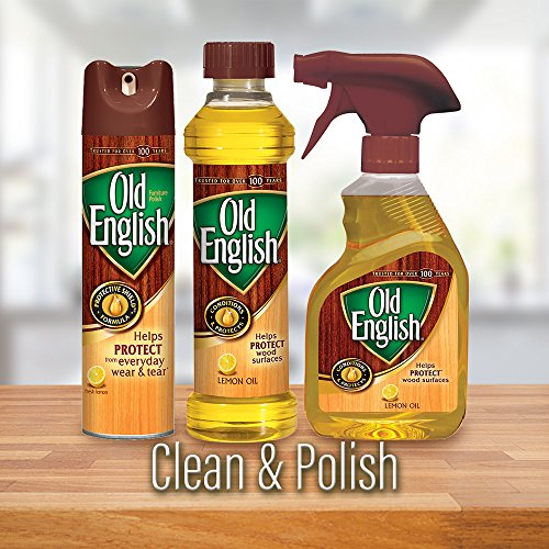 Old English Furniture Polish, Almond 150 oz (12 Cans x 12.5 oz) by Old English (Image #7)