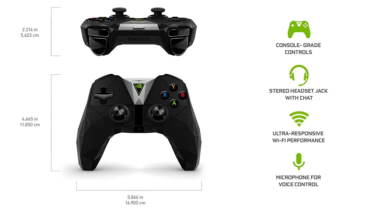 NVIDIA SHIELD TV Gaming Edition | 4K HDR Streaming Media Player with GeForce NOW by NVIDIA (Image #4)