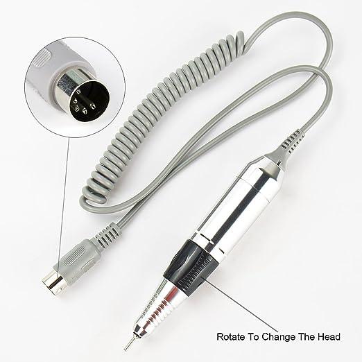 Amazon Com 30000rpm Professional Electric Nail File Drill Manicure