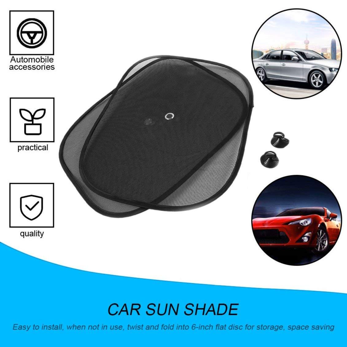 ForceSthrength Auto Car Front Rear Side Window Sunshade Sun Shade Sun Reflective Shade Cover