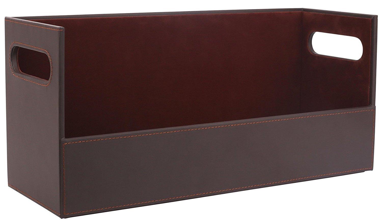 Mantello Stacking DVD Storage Organizer Stackable DVD Shelf - Holds 29 DVDs