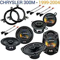 Chrysler 300M 1999-2004 Factory Speaker Replacement Harmony Upgrade Package New