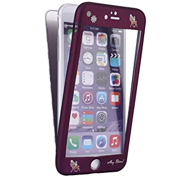 coque 360 souple iphone 6