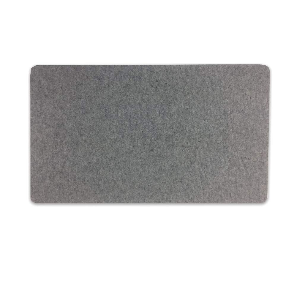 Premium 100% New Zealand Gray Wool Pressing Mat. (9x 12 x 1/2) Generic