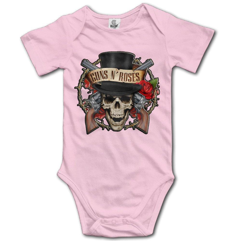 VBE108 Guns N Roses Dizzy Reed Baby Onesie Cute