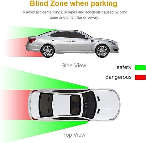 2 PCS Parking Assist Sensor OEM Reverse Bumper Sensor 89341-64010 fit for 2013 2014 2015 4Runner OCPTY Bumper Backup Sensor