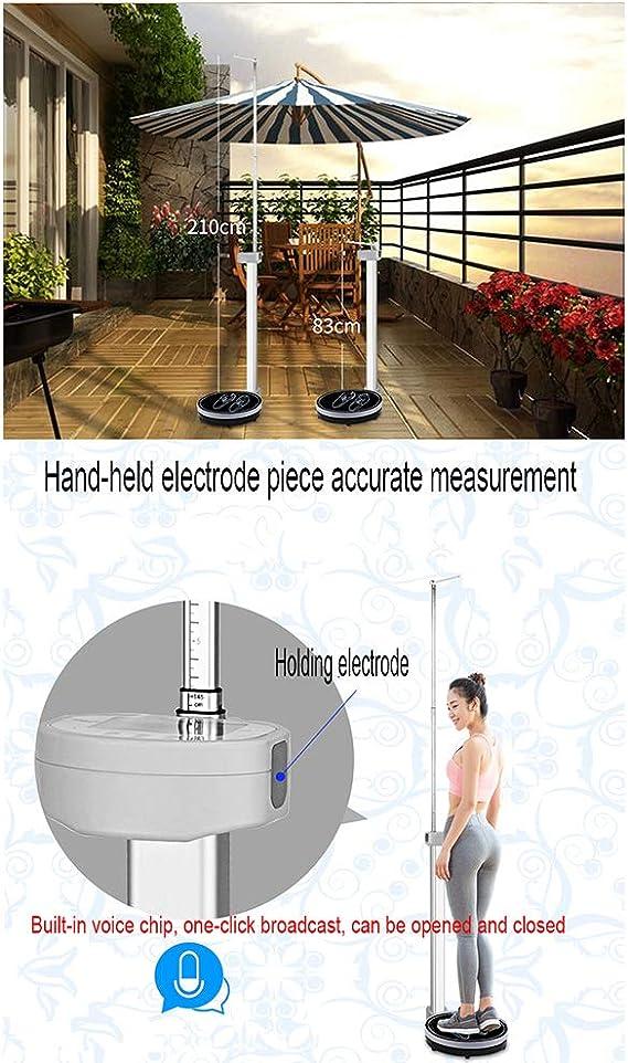 Báscula electrónica mecánica, balanza médica, Altura, Peso ...