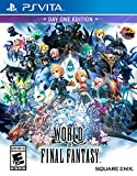 World of Final Fantasy - PlayStation Vita