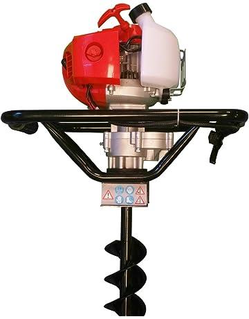 Tierra barrena 52 CC gasolina perforadora barrena valla Post & Drill Bit