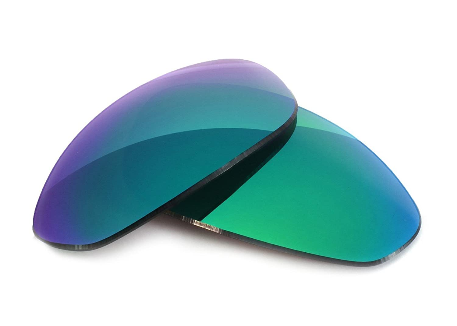 8c25a6085a4 Amazon.com  Fuse Lenses for Wiley X Romer II Advanced - Sapphire Mirror  Tint  Clothing