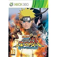 Naruto Shippuden: Ultimate Ninja Storm - Generations (Xbox 360) by Namco Bandai