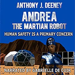 Andrea the Martian Robot