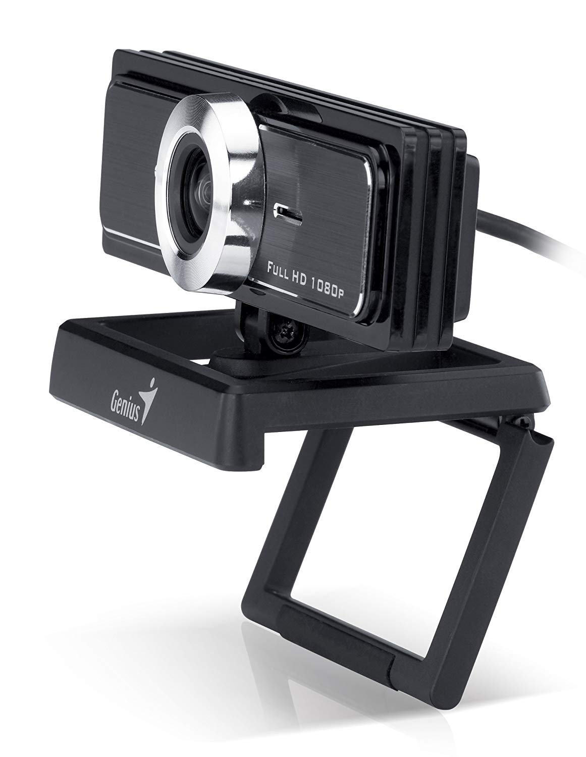 Genius 120-degree Ultra Wide Angle Full HD Conference Webcam(WideCam F100) by Genius