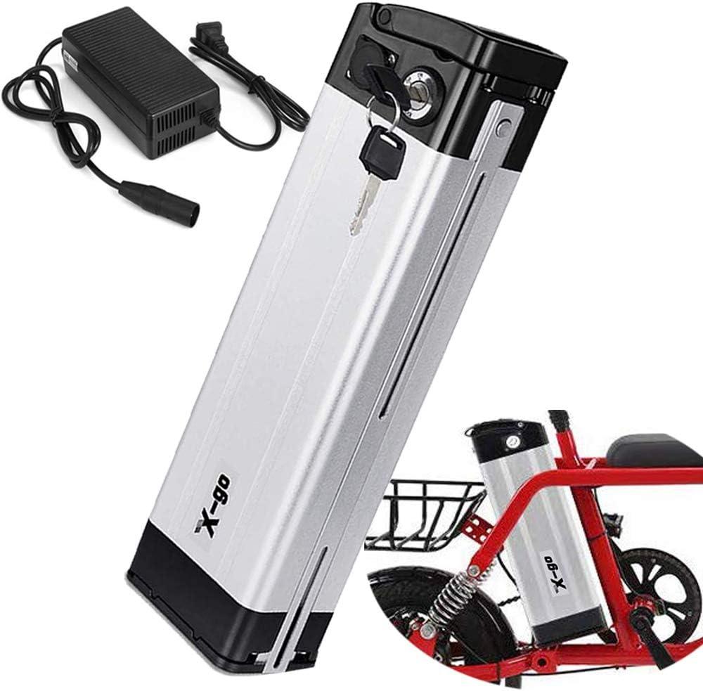 X-go Bateria Bicicleta Electrica 36V 10AH Bateria Bici Electrica ...