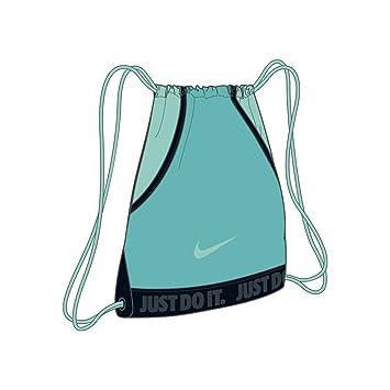 Nike Women s Varsity Gym Sack Bag - Blue Black White b143bb26c