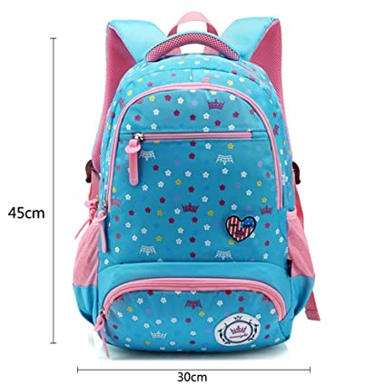 GUYIO Mochila Imprenta Girl School Bag Kid Backpack Mochilas Mochilas Escolares