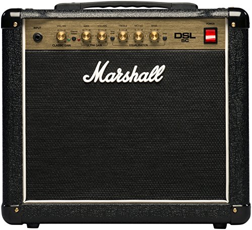 Marshall DSL5C 1x10'' 5-Watt 2-Channel Tube Combo Guitar Amp by Marshall