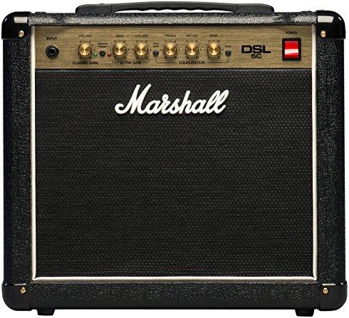 "Marshall DSL5C 1x10"" 5-Watt 2-Channel Tube Combo Guitar Amp"