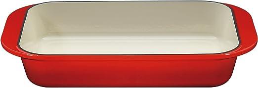 43 x 25 x 7 cm Edelstahl K/üchenprofi 0404001043 Bratreine Provence schwarz