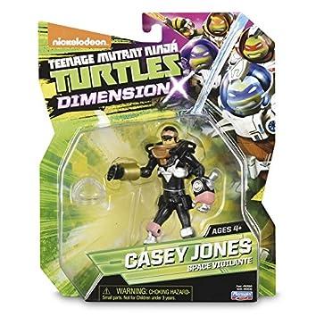 Tortugas Ninja - Figura Case Jones x 2 (TUA02101): Amazon.es ...