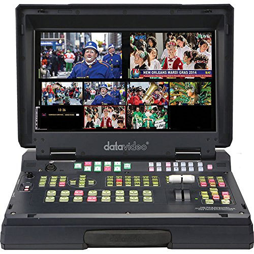 Datavideo HS-2200 Hand Carried Mobile Studio with HD/SD-SDI & HDMI Inputs, Integrated 17.3