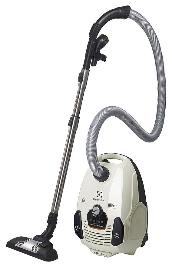 Electrolux Zspanimal 274.343 Aspiradora con bolsa especial mascotas, 700 W, 3.5 litros, 72 Decibelios, Blanco