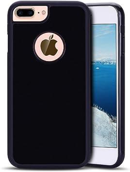 Anfire Funda iPhone 7/8 Plus Carcasa Antigravedad Adsorción Silicona Case Antideslizante Anti-Gota Aplicar para Muro Espejo Tablero Blanco Protectora Caso para iPhone 7/8 Plus Bumper Cover: Amazon.es: Electrónica