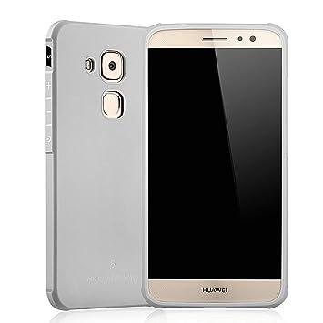 Hevaka Blade Huawei Nova Plus / G9 Plus Funda - TPU Carcasa Smart Case Cover Para Huawei Nova Plus / G9 Plus - Gris