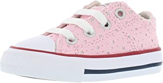 Converse CTAS Madison OX Toddler's Shoes Cherry Blossom/Driftwood/White 760711f