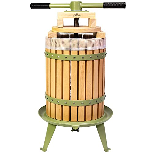 how to make a small cider press