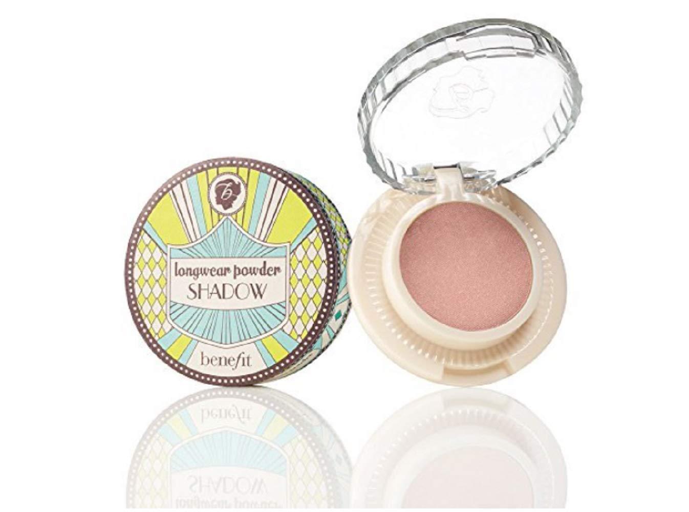 Benefit Cosmetics Longwear Powder Shadow – Gilt-Y Pleasure – golden sand