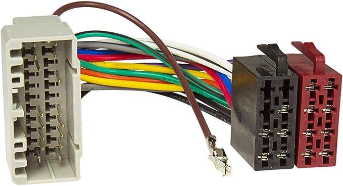 Tomzz Audio 7007 001 Radio Adapter Kabel Passend Für Elektronik