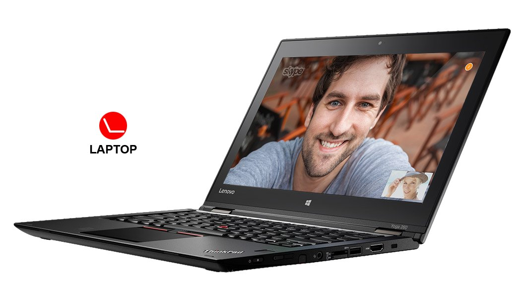 Lenovo ThinkPad Yoga 260 2.3GHz i5-6200U 12.5