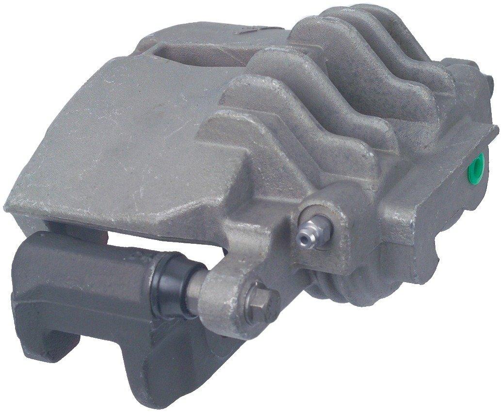 Brake Caliper A1 Cardone 18B4838AAF Unloaded Cardone 18-B4838 Remanufactured Domestic Friction Ready