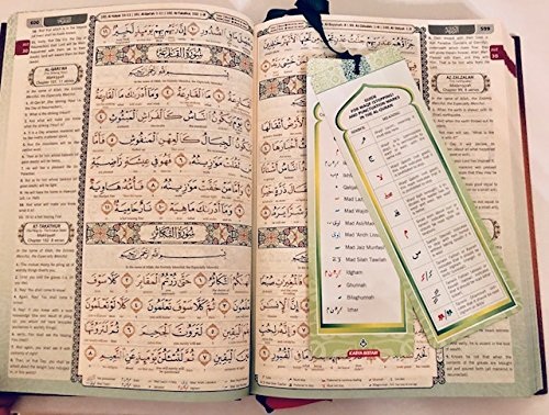 NOBLE Al-Quran Al-Kareem Word-By-Word Translation Color Coded