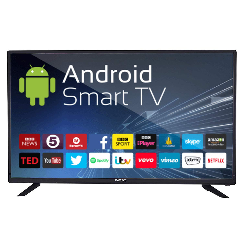 eAirtec 81 cm (32 inches) HD Ready Smart LED TV