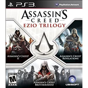 Assassin's Creed: Ezio Trilogy – Playstation 3