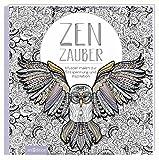 Zenzauber: Muster malen zur Entspannung und Inspiration (Malprodukte für Erwachsene)