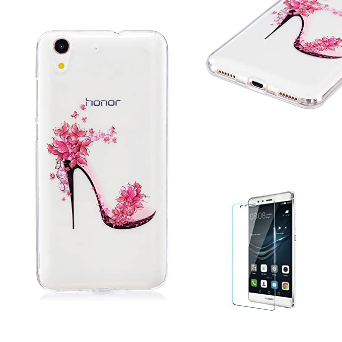2 opinioni per Cover Per Huawei Y6 II Pro / Y6 II / Honor 5A II Pro / Y6 II / Honor 5A Silicone