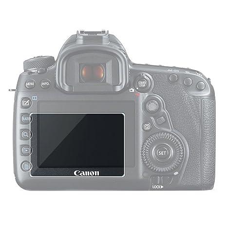 2 Unidades) Protector de Pantalla LCD para Canon EOS 5d Mark IV ...
