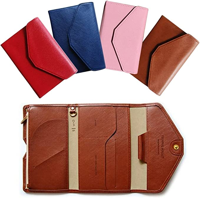 Passport Case PU Leather Cover Holder Jacket Wallets Wallet For Travel Malaysia