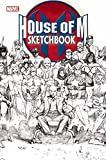 img - for House of M Sketchbook book / textbook / text book