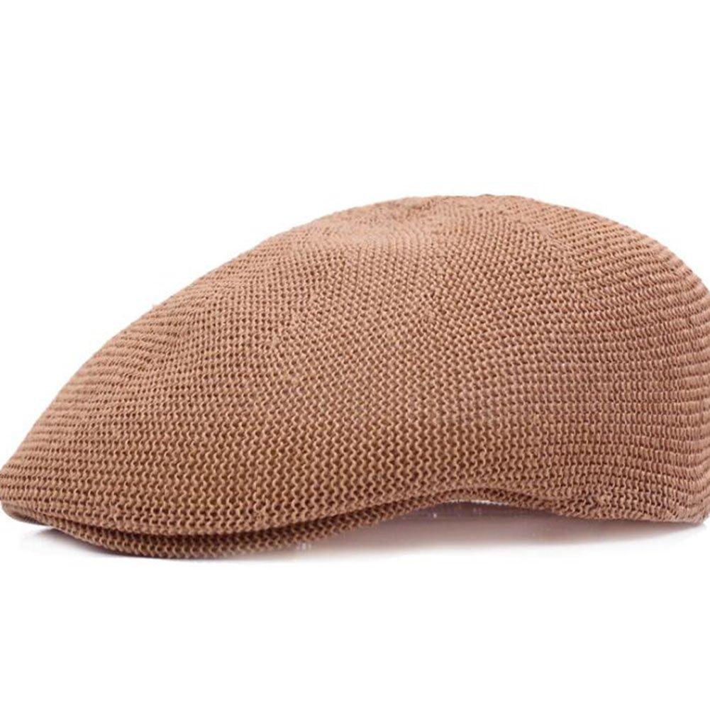 YXYP Impression 1 PCS Sombreros Boina de Moda Sombreros de Hombres Sombrero de Mujer Casual Outing Hat Sombrero Retro de Moda Sombrero Cl/ásico