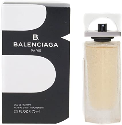 soldadura viudo Gasto  Balenciaga B Paris Eau de Parfum Spray for Women 75 Millilitres:  Amazon.co.uk: Beauty