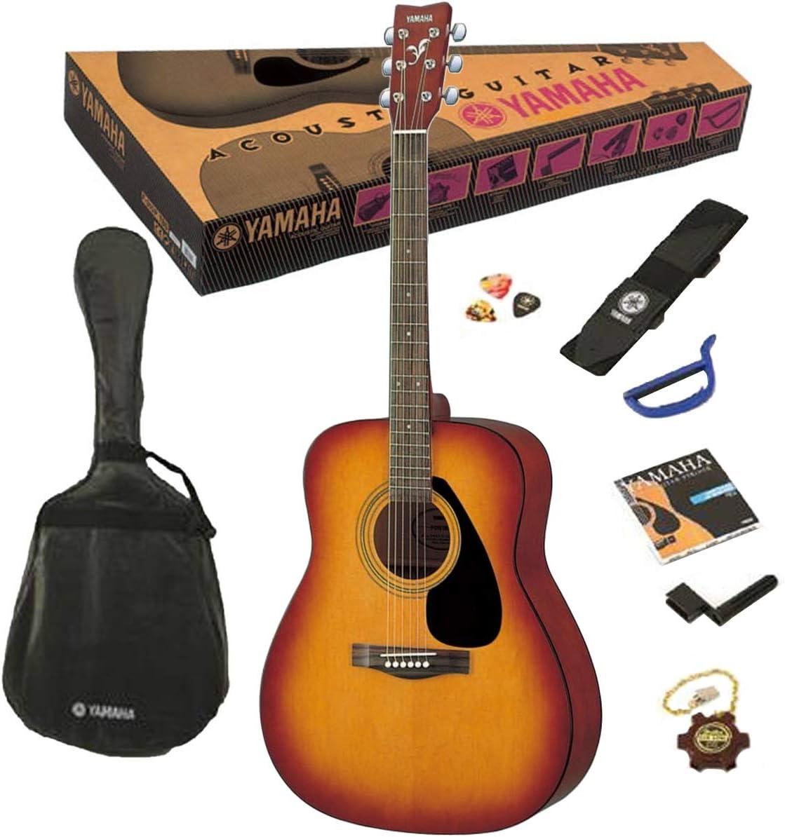 YAMAHA F310PTBS - Guitarra Acústica, Marrón (Tabacco Brown Sunburst)