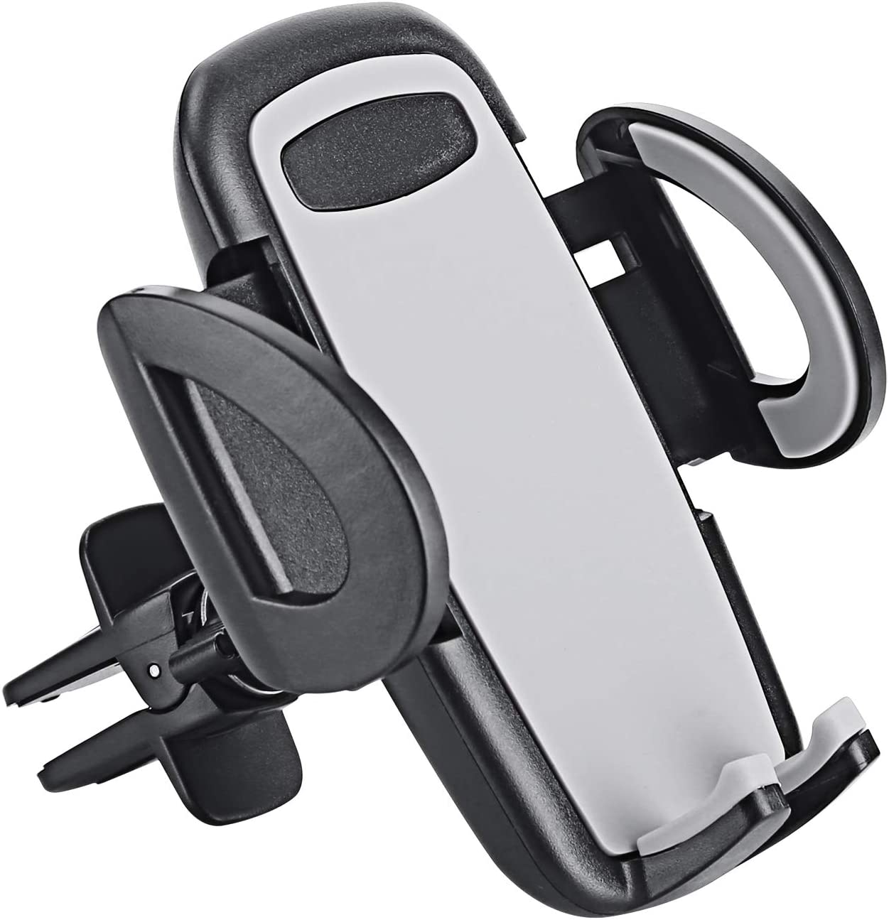 Air Vent Phone Holder for Car, Universal Smartphone Car Air Vent Mount Compatible for iPhone 11 Pro XS Max XR X 8 7 6s Plus Samsung Galaxy S10 S9+ Note9 Google Pixel LG Nexus Nokia