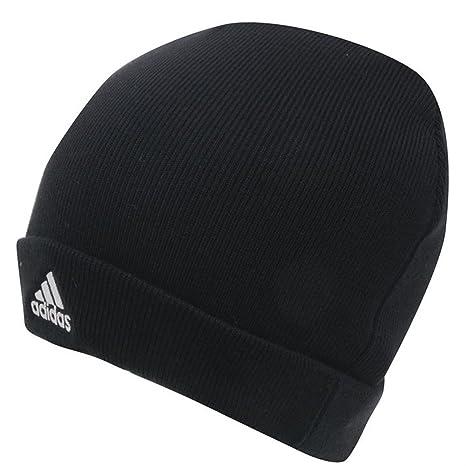 Gorro adidas Hombre Knit Beanie-unica-Negro: Amazon.es: Deportes y ...